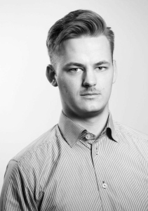 Marius Waldum, daglig leder i 24onoff